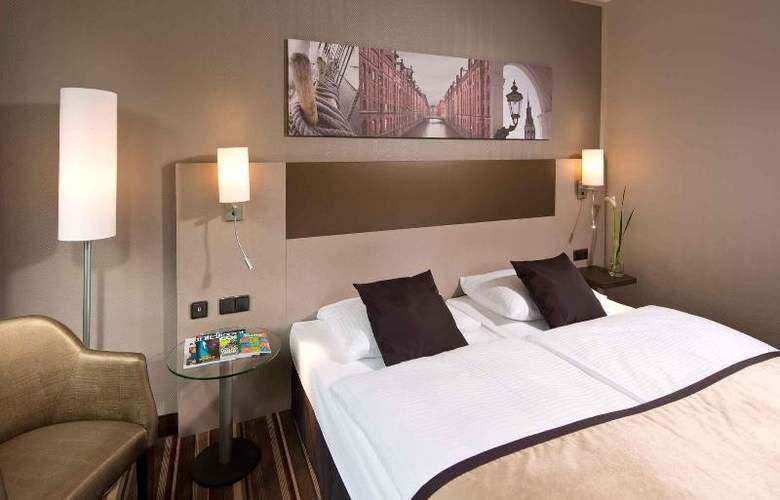Leonardo Hamburg City Nord - Room - 12