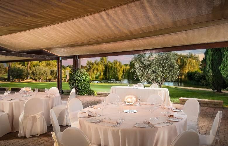 Sheraton Golf Parco De Medici Hotel & Resort - Restaurant - 24