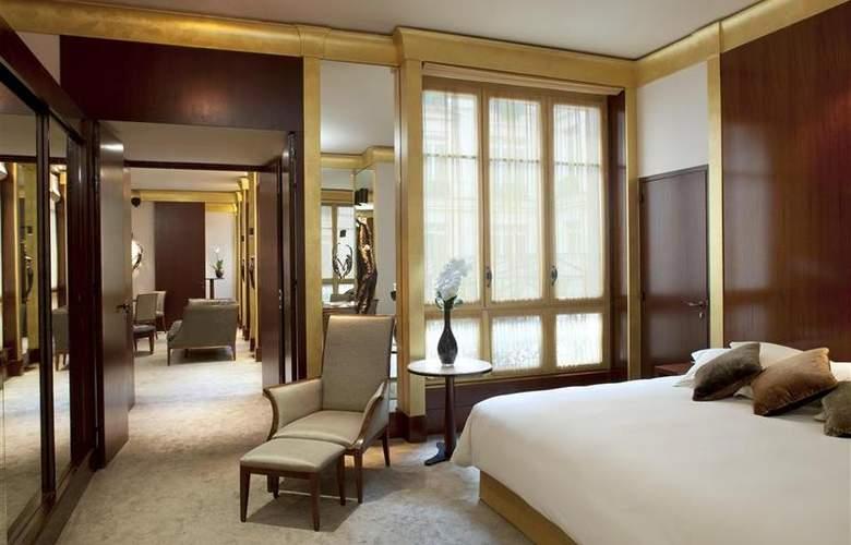 Park Hyatt ParisVendome - Room - 9