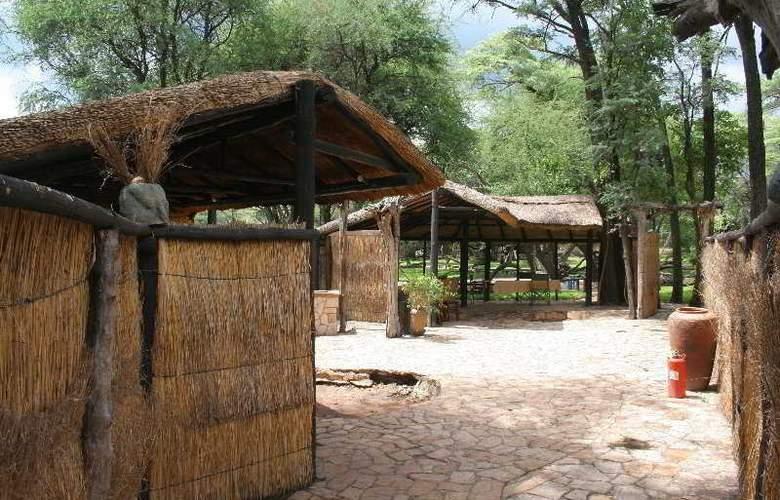 Sikumi Tree Lodge - General - 3