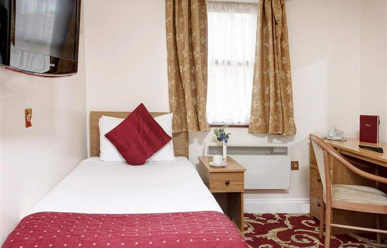 Best Western Ilford - Room - 16