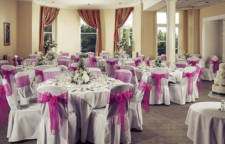 Mercure Gloucester Bowden Hall - Hotel - 33