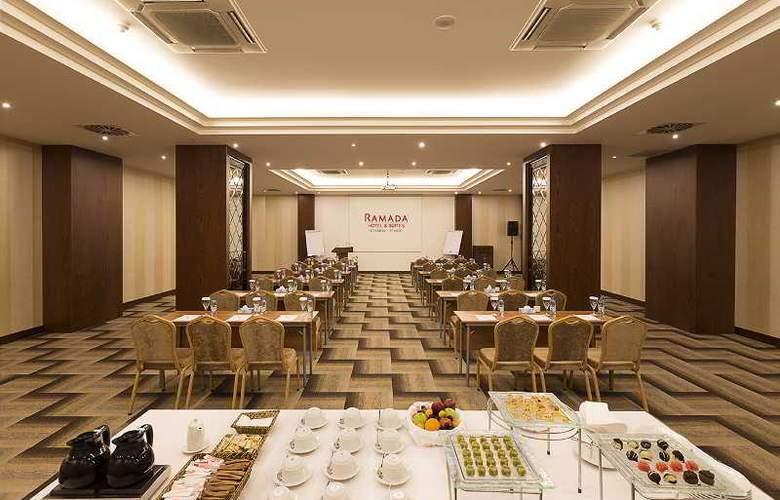 Ramada Hotel & Suites Atakoy - Conference - 22