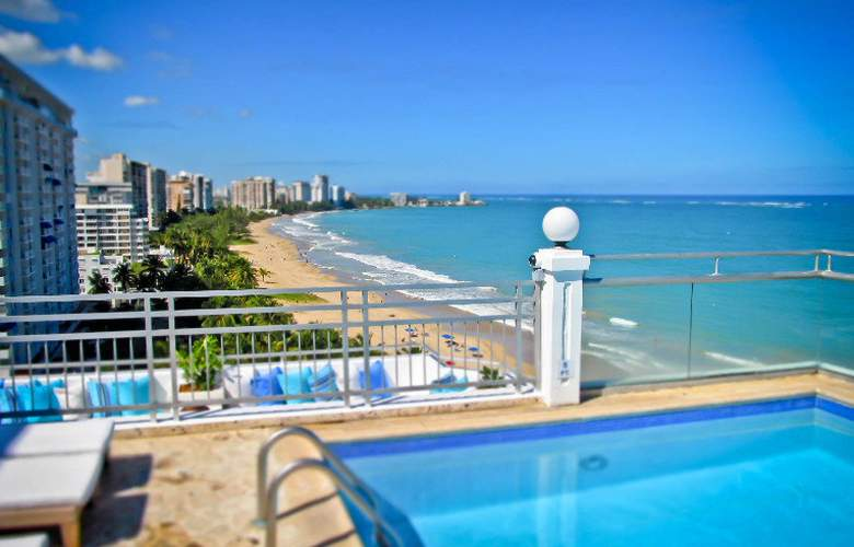 San Juan Water & Beach Club Hotel - Pool - 2