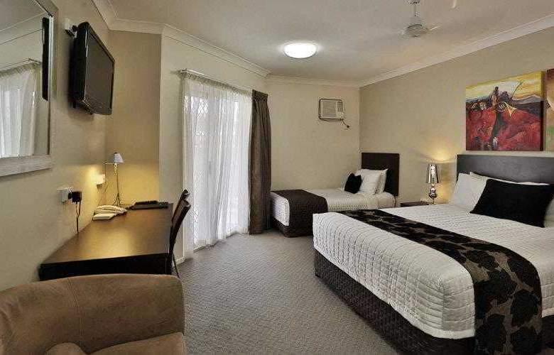 BEST WESTERN Kimba Lodge Motel - Hotel - 8