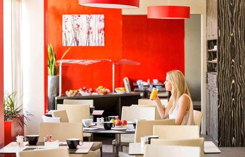 Novotel Nice Aeroport Cap 3000 - Restaurant - 46