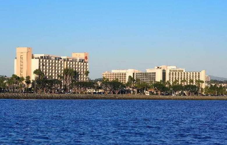 Sheraton San Diego Hotel & Marina - Hotel - 14