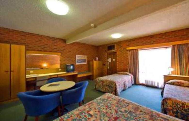 Albury Paddlesteamer Motel - Room - 3