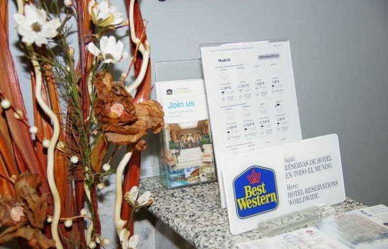 Best Western Hotel Los Condes - Hotel - 54
