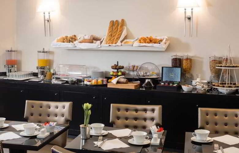 Hotel des Princes - Restaurant - 14