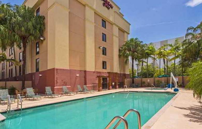 Hampton Inn Miami Dadeland - Hotel - 2
