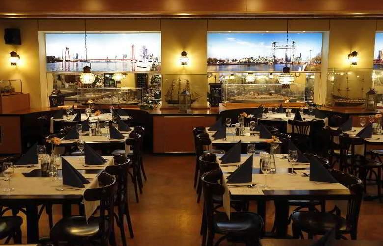 Maritime Hotel Rotterdam - Restaurant - 4