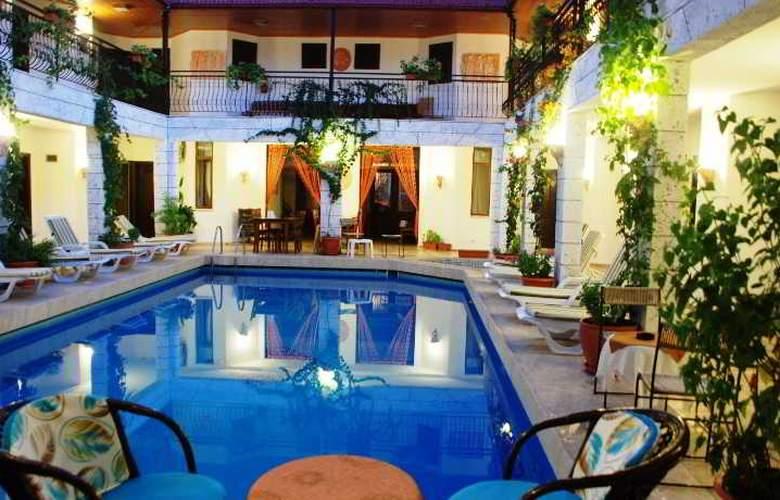 Han Dalyan Hotel - Pool - 18