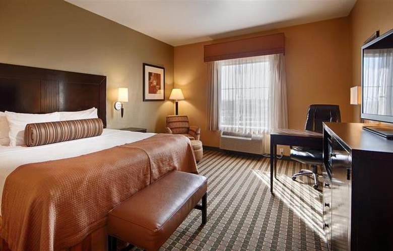 Best Western Plus Duncanville/Dallas - Room - 86