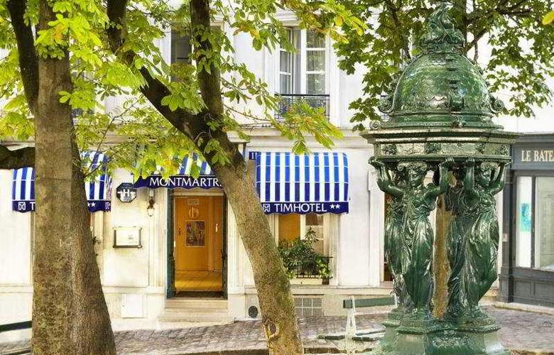 Timhotel Montmartre - General - 2