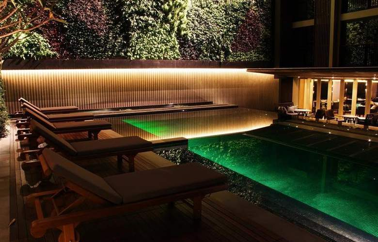 Arcadia Suites Bangkok - Hotel - 3