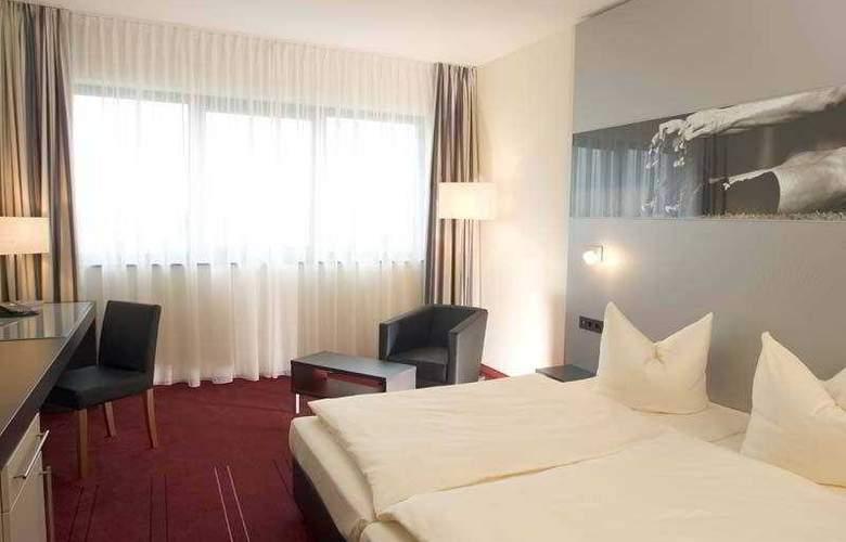 Novina Hotel Herzogenaurach Herzo-Base - Room - 2
