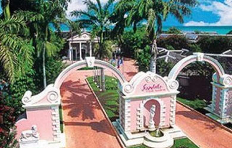 Sandals Royal Caribbean Resort &Offshore Island AI - General - 1