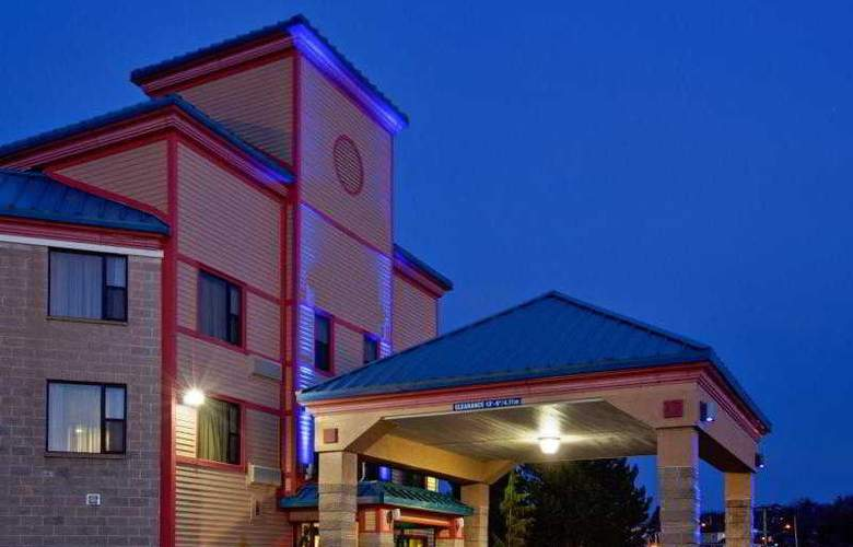 Holiday Inn Express Halifax/Bedford - Hotel - 23