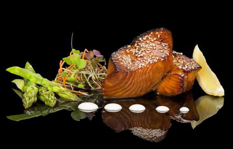 The Ritz Carlton Abu Dhabi, Grand Canal - Restaurant - 29