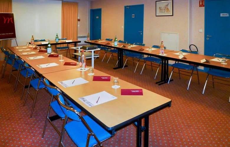 Mercure Honfleur - Conference - 24