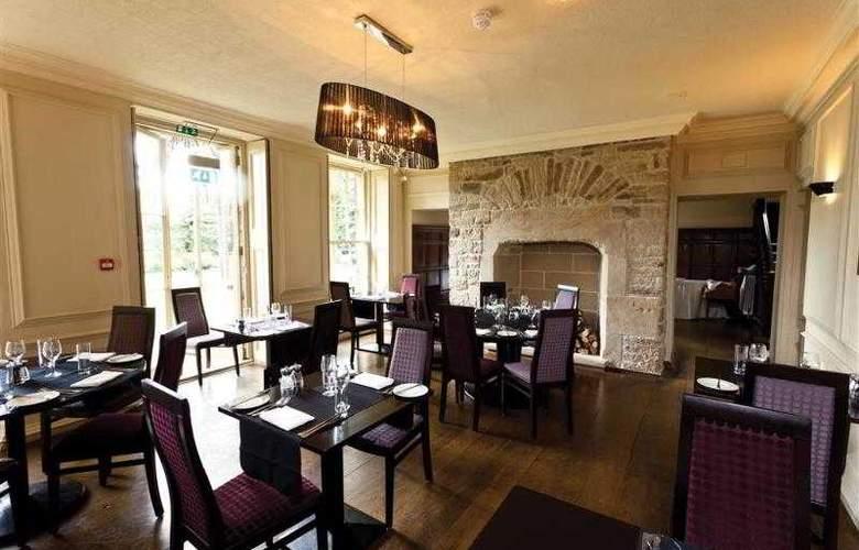 Best Western Mosborough Hall - Hotel - 113