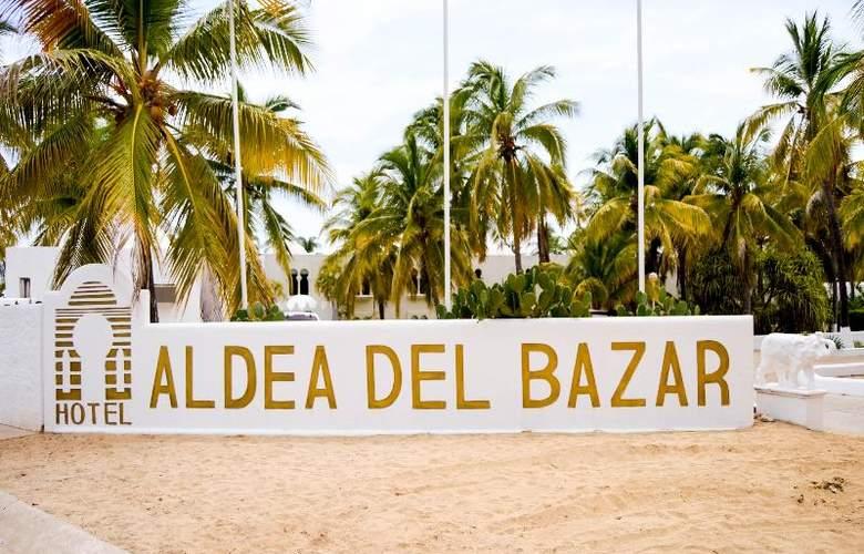 Aldea del Bazar Puerto Escondido - Hotel - 1