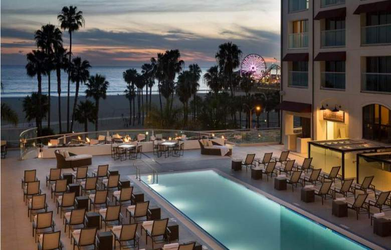 Loews Santa Monica Beach - Pool - 4
