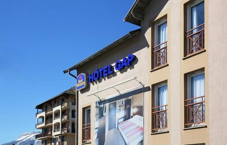 Comfort Hotel Gap Le Senseo - Hotel - 74