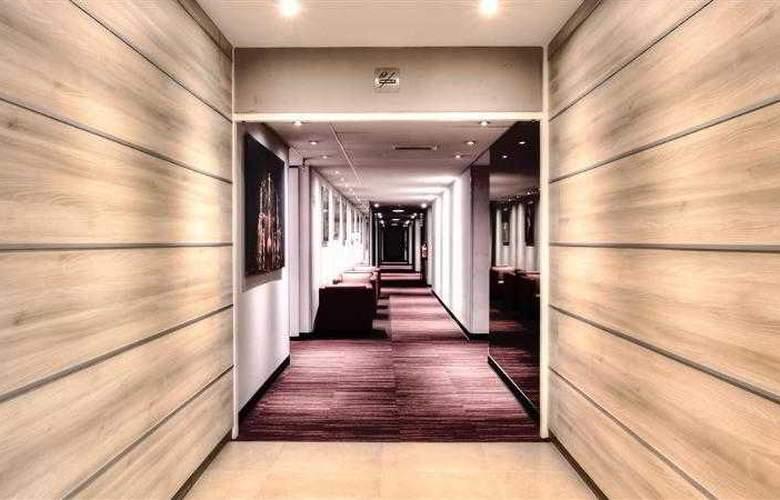 BEST WESTERN PLUS Hotel Casteau Resort Mons - Hotel - 65