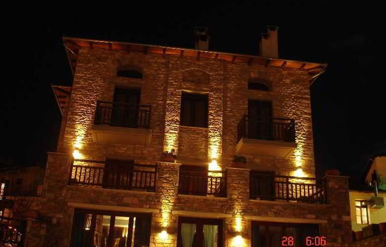 Maritsas Hotel Suites - Terrace - 20