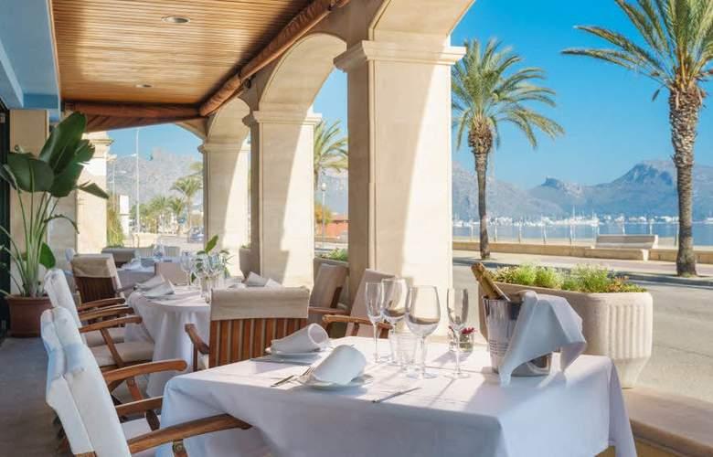 Galeon Suites - Restaurant - 4