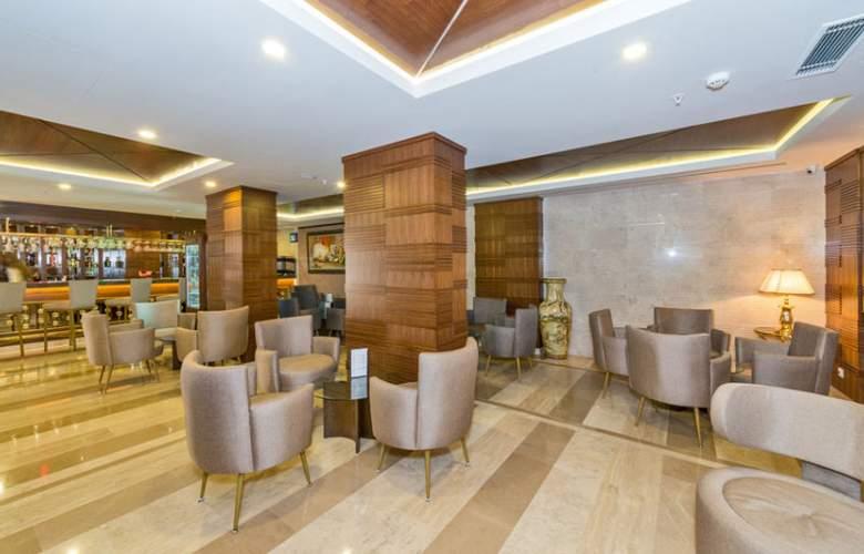Bekdas Hotel Deluxe - Bar - 64