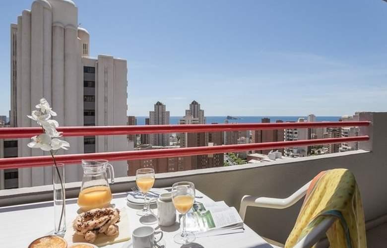 Pierre & Vacances Benidorm Levante - Terrace - 3