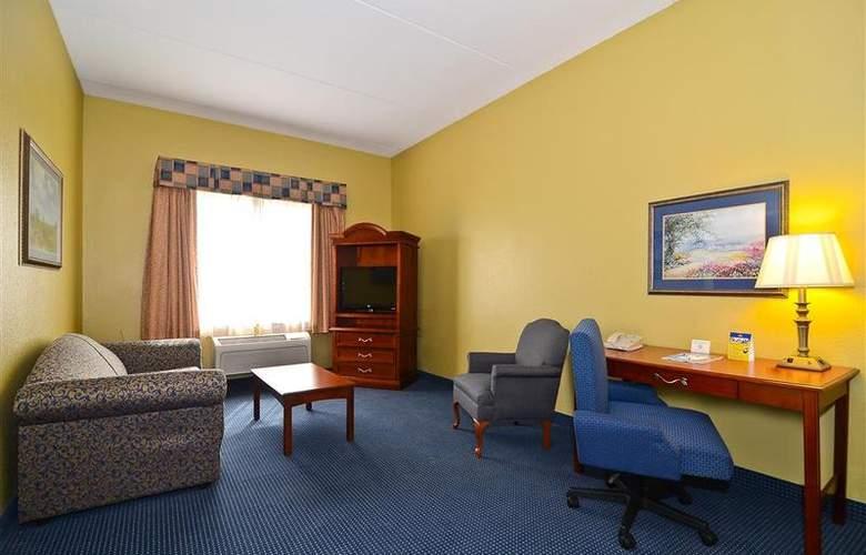 Best Western Executive Inn & Suites - Room - 98