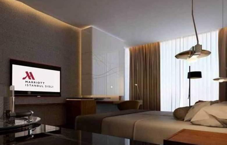 Istanbul Marriott Hotel Sisli - Room - 10