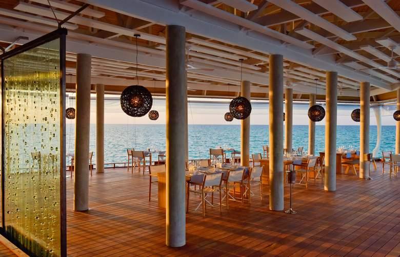 Kuramathi Island Resort - Restaurant - 31