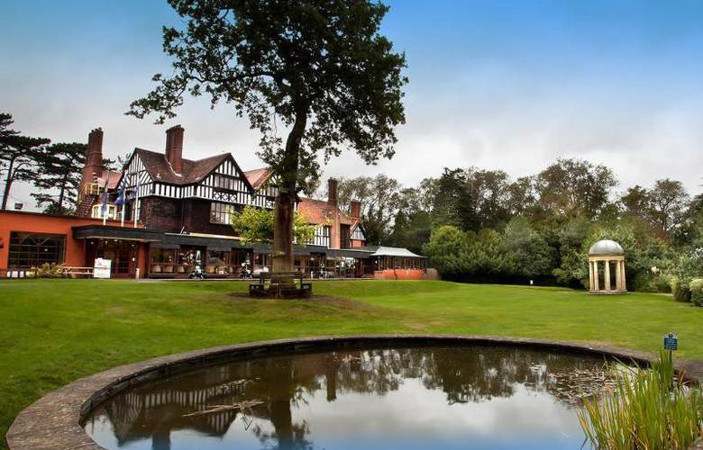 Royal Court Hotel & Spa Coventry - Hotel - 0