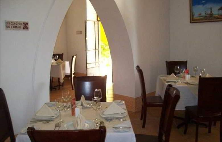 Hacienda Misné - Restaurant - 10