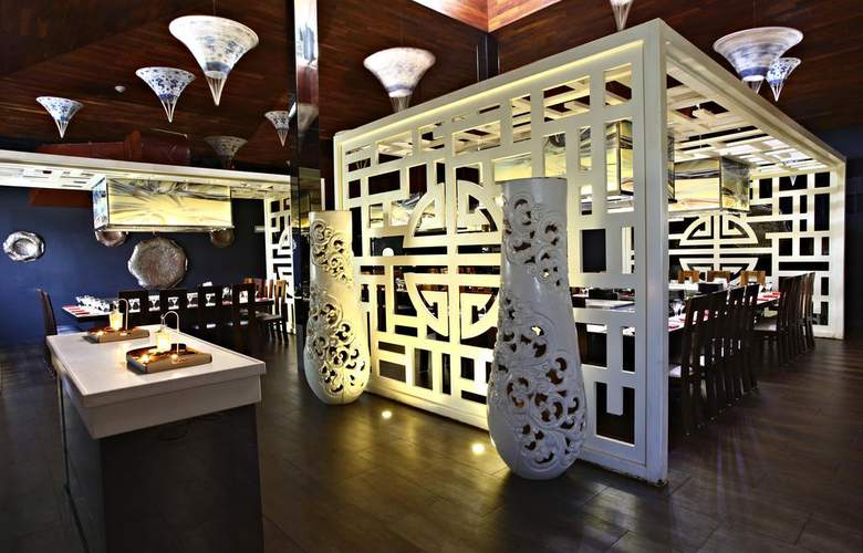 Sandos Caracol Eco Resort & Spa - Restaurant - 11
