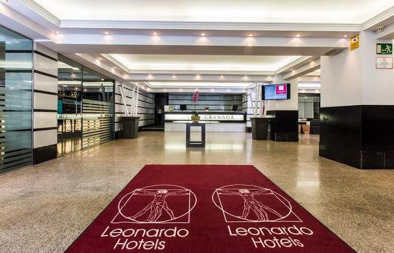 Leonardo Hotel Granada - General - 7
