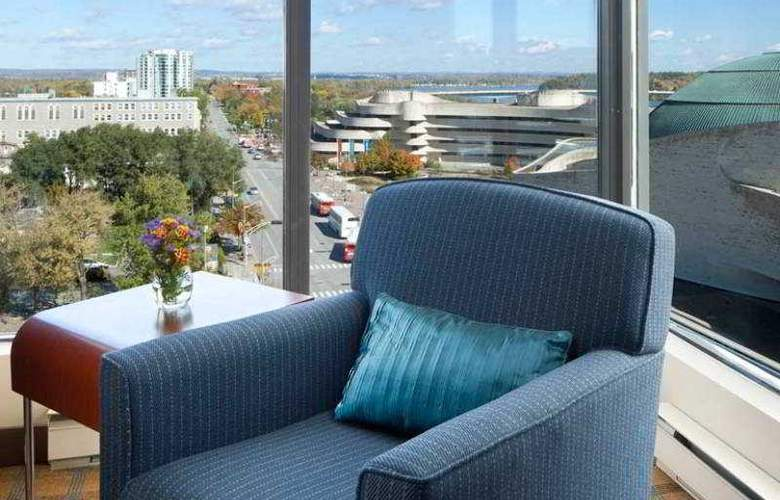 Four Points by Sheraton Hotel & Conference Centre Gatineau-Ottawa - Room - 14