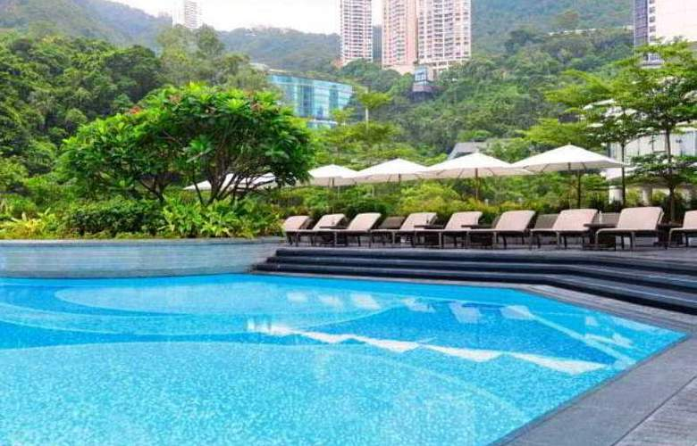 JW Marriott Hong Kong - Pool - 15