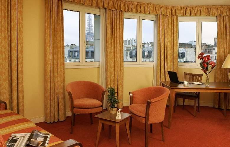 Citadines Tour Eiffel Paris - Room - 8
