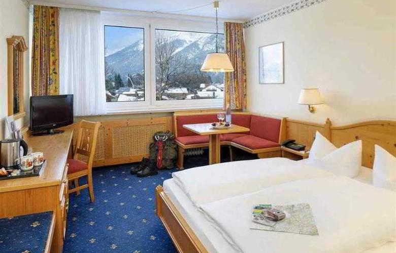 Mercure Garmisch-Partenkirchen - Hotel - 2