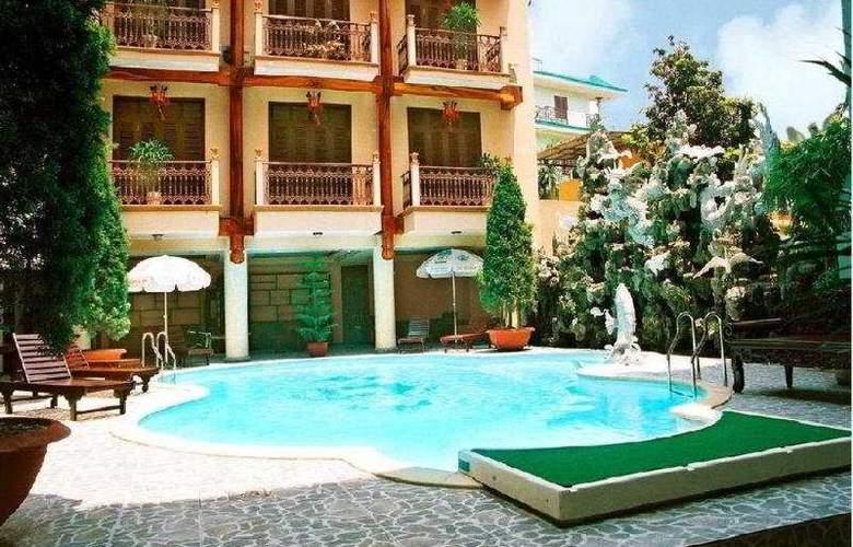 Van Loi Hotel - Pool - 9