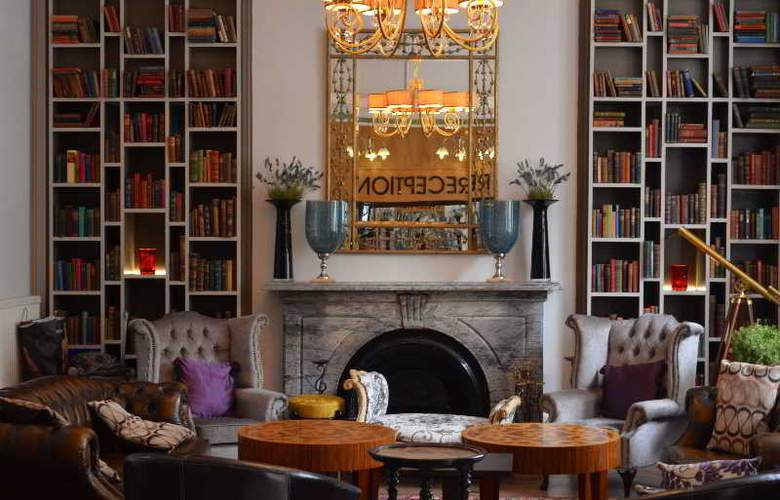 1 Lexham Gardens - Hotel - 8