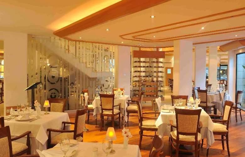 Constantinou Bros Asimina Suites - Restaurant - 16