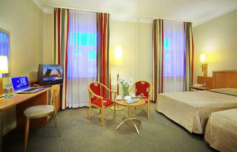 Oktiabrskaya - Room - 15