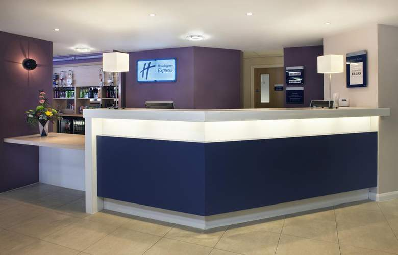 Holiday Inn Express Norwich - General - 0